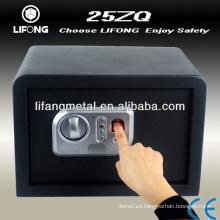 Nueva huella digital hogar caja para guardar objetos de valor
