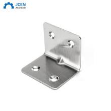 Custom metal corner brackets