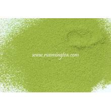green tea powder face mask