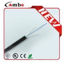 Melhor preço competitivo ftth fibra óptica fabricada na China 1 núcleo 2 núcleo 4 núcleo