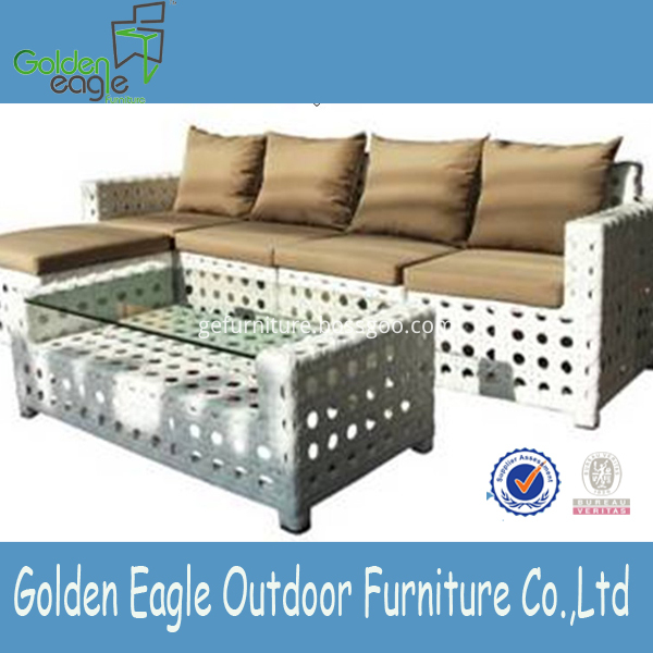Outdoor Garden PE Rattan furniture
