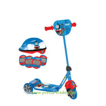 Baby Plastic Scooter with Hot Sales (YVC-006)