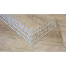 Plancher imperméable en bois de chêne en plastique SPC