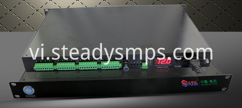 rack mount power supply