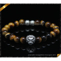 New Design Fashion Bracelets with Tiger Eye Stone Beads (CB0116)