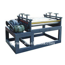 QJ color steel flatting machine with electric power