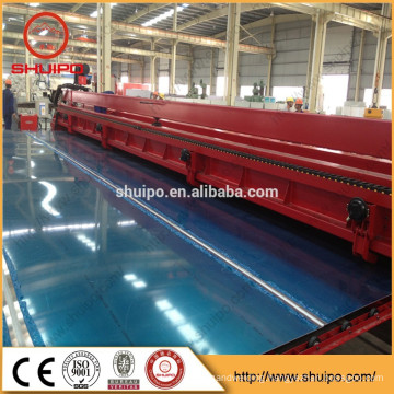 Low noise and high efficiency welding machine
