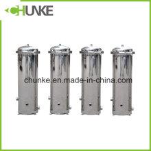 Industrial Stainless Steel Water Cartridge Filter Housing