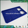 Precision ABS plastic injection mold maker for photo frame shelf/cover in china