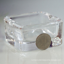 China manufacture professional unique crystal ashtray