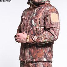 Wholesale Latest Design Warm Camouflage Jacket Men Water and Wind Proof Jacket Men