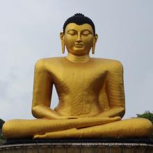 statue de Bouddha assis géant de haute qualité