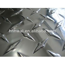 skid-proof aluminium tread plate/coil
