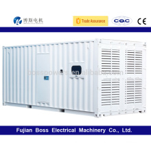 container genset with Perkins engine 1002KW 3 Phase 1800rpm