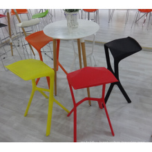 Cheap Stackable Plastic Bar Stool