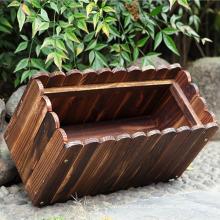 Most popular high durable wooden flower Pot