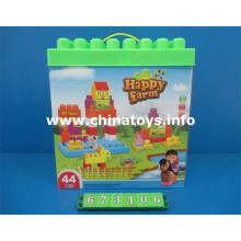 New Plastic Educational Building Block Toy (673106)