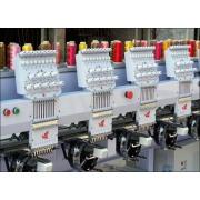 Máquina de bordar gorra 908