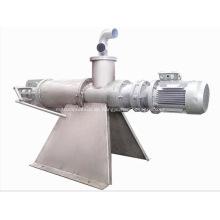 Kuhmist-Entwässerungsschlamm-Flüssigkeits-Feststoffabscheider