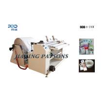 Rollo de papel POS de alta calidad que raja la maquinaria del rebobinador