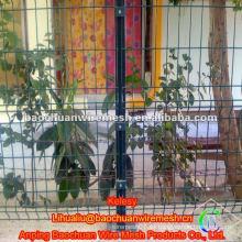 Revestimiento de PVC residencial y cerca de jardín