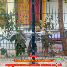 PVC coated residential and garden fence