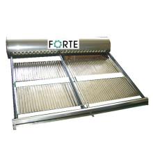 Colector solar térmico del tubo de cristal de 2016 tubos de calor