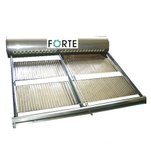 2016 collecteur thermique solaire de tube de verre de tuyau de chaleur