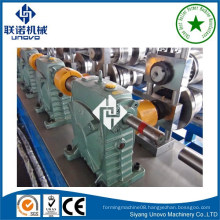 photovoltaic solar structure sigma section rolling machine