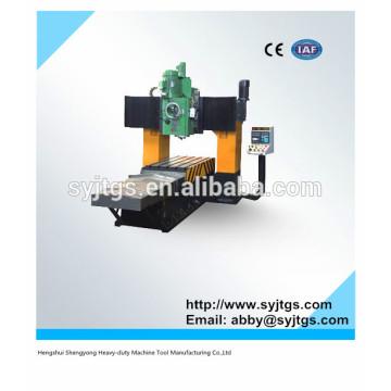 Tipo de puente CNC fresadora para la venta