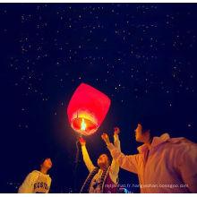 Lanterne de ciel personnalisée