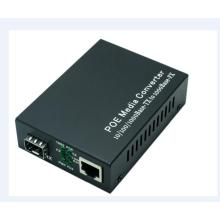 UTP ไปยัง Fiber Optic Ethernet Copper Media Converter