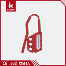Small Non-Conductive Nylon Lockout Hasp (BD-K45)