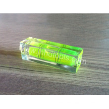 Block square bubble level vials,HD-YT1852