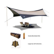 Tent Camping  Waterproof Sunshade Shelter Camping Tent For  Outdoor Canopy Awning