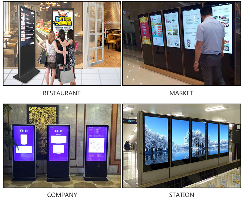 digital signage in office