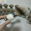 Badger Hair Knot Resin Handle Shaving Brush