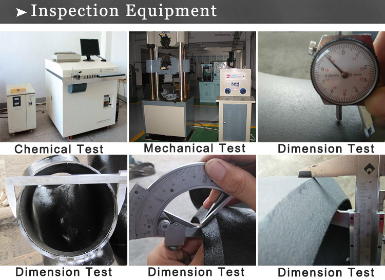 elbow inspection equipment