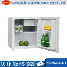 Mini refrigerador do Tabletop da porta da única casa 50L