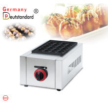 Commercial 28 holes gas takoyaki maker for sale