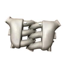 China Professional foundry TS certified supply customized cast aluminum turbo intake manifold