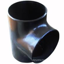 """Black steel pipe fittings Diameter Range 1/2""""-48"""" elbow tee pipe fitting"""