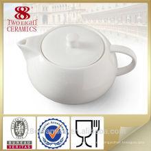 Juego de té turco de porcelana fina real al por mayor, tetera marroquí