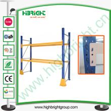 Système de support de palettes robuste pour les solutions de stockage industriel d'entrepôt