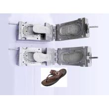 Chaussures en plastique moule. Moule De Chaussons