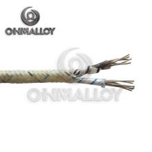 AWG 20 ANSI Cable de termopar tipo K estándar con aislamiento de cinta de vidrio de mica