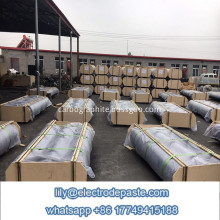 RP/HP/SHP/UHP 200-700MM  graphite electrode With Nipple
