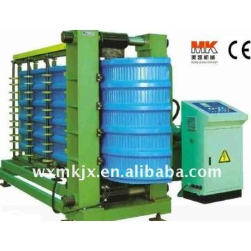 Prensagem e dobra de máquinas de laminação