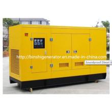 80kw super silencioso silencioso de gas a prueba de sonido conjunto de generadores