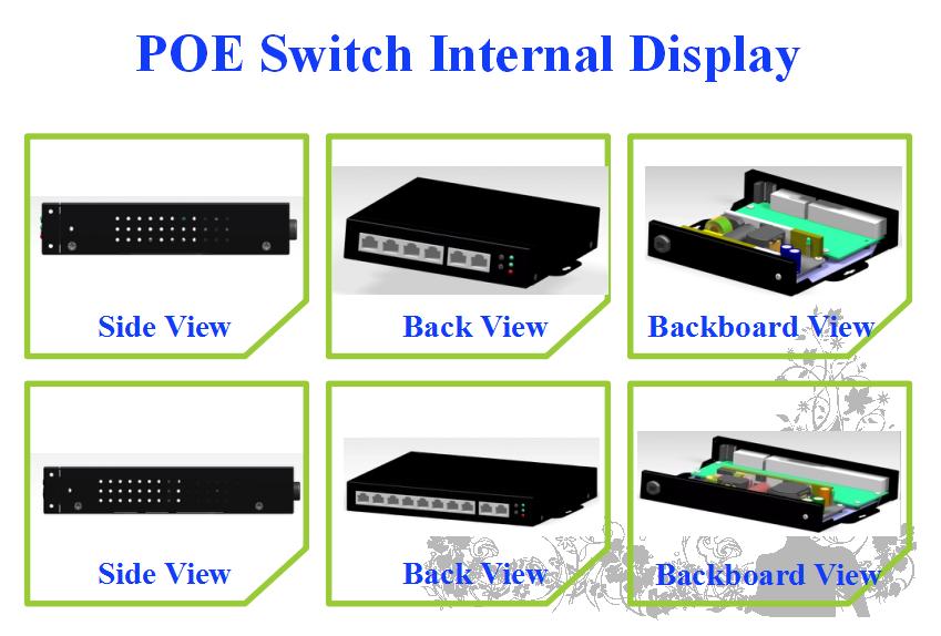 24 port switch